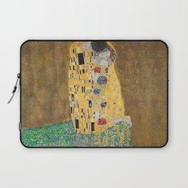Gustav Klimt The Kiss Laptop Sleeve