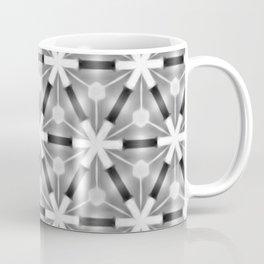 Sepia Black and White Starlights Coffee Mug