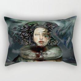 """""""Returning from a Dream"""" Rectangular Pillow"""