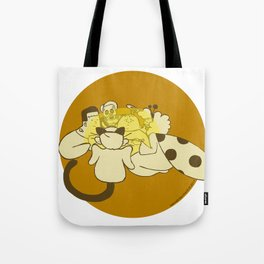 The Halloween Party Tote Bag
