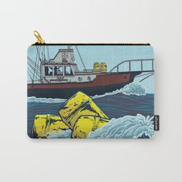 Jaws: Orca Illustration Carry-All Pouch