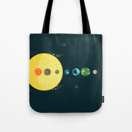 Trappist System Tote Bag