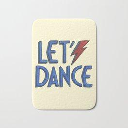 Let´s Dance Bath Mat