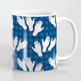 Waving Hands Coffee Mug