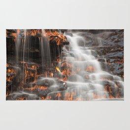 Shades of Death Waterfall Rug