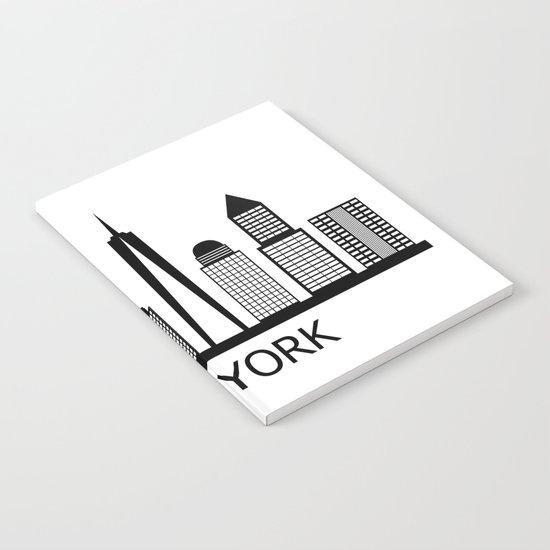 new york skyline by mark1987