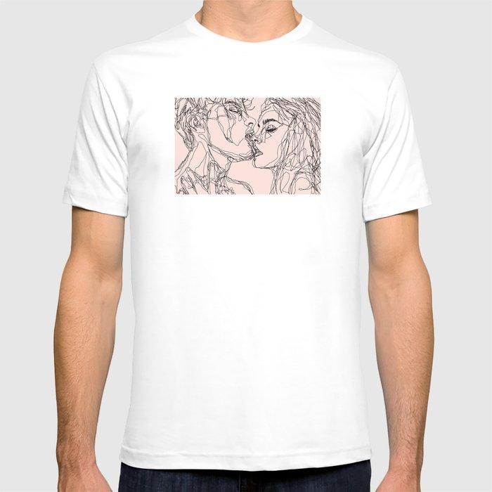 kiss more often T-shirt