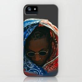 All Amerikkkan iPhone Case