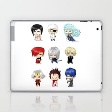 Chibi Psychopaths Laptop & iPad Skin