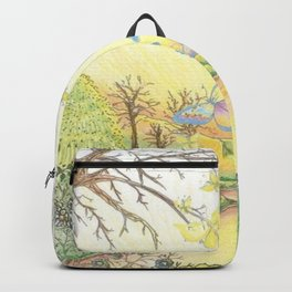 Golden Road Backpack