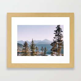 Kachemak Bay State Park II Framed Art Print