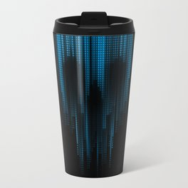 deadcity blue Travel Mug