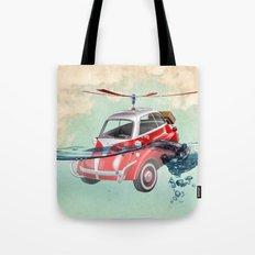 Isetta  all terrain vehicle Tote Bag