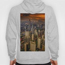Kuala Lumpur City Sunset Hoody