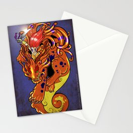 Foo Punch! Stationery Cards