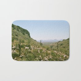 A Hot Day in the Canyon Bath Mat