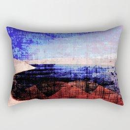 Atlantis Found Rectangular Pillow