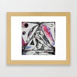 BERMUDA Framed Art Print