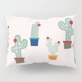 We are 3 cactus! Pillow Sham