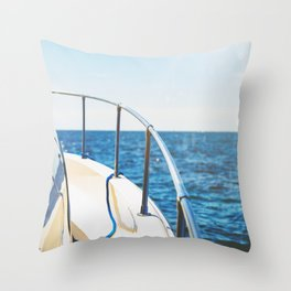 Mid Summer Dream Throw Pillow
