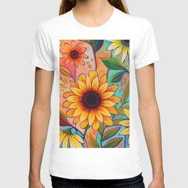 Sunflower Power 2 T-shirt