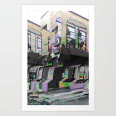 West Bend, WI Art Print