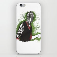 Benson iPhone & iPod Skin