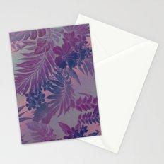 Happy Aloha Mauve Stationery Cards