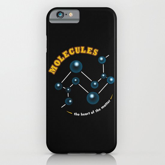 The Heart of the Matter iPhone & iPod Case