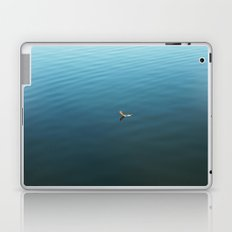 Feather on Water Laptop & iPad Skin