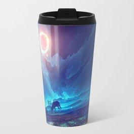 Stellar collision Travel Mug