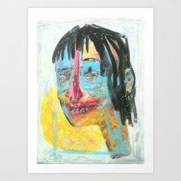 Be Silent, Be Still Art Print