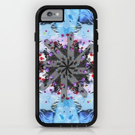 Mandala series #16 iPhone Case