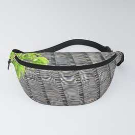 Tiled Roof Fanny Pack