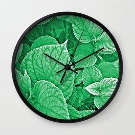 Orquidea Wall Clock