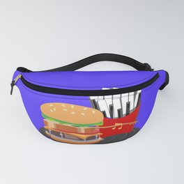Fast Music Fanny Pack
