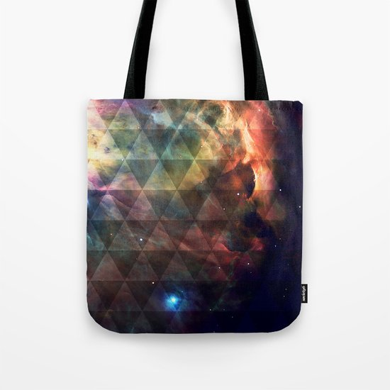 Explore II Tote Bag