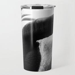 Manly Penis Travel Mug