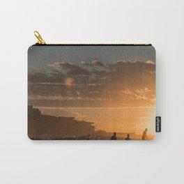 Bondi Sunrise Carry-All Pouch
