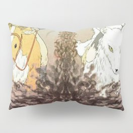 Princess Mononoke Pillow Sham
