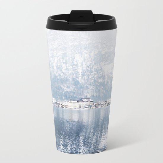 Hallstatt Metal Travel Mug
