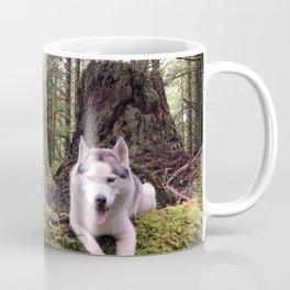 TheHuskyOrion Forest Dwelling Coffee Mug