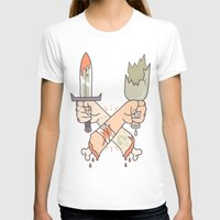 fight T-shirts featuring Fight! by Stefie Zöhrer