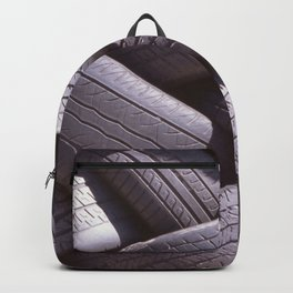 RUBBER PILE Backpack