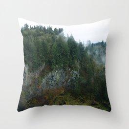 Pine Collective Throw Pillow