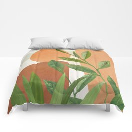 Nature Geometry X Comforters