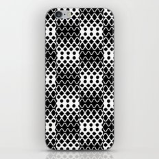 Light Waves iPhone Skin