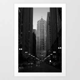 Chicago Art Print