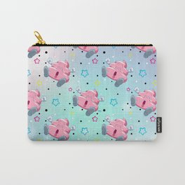 Pink Poo Carry-All Pouch