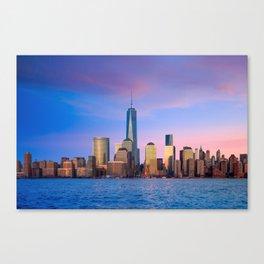 New York 04 - USA Canvas Print